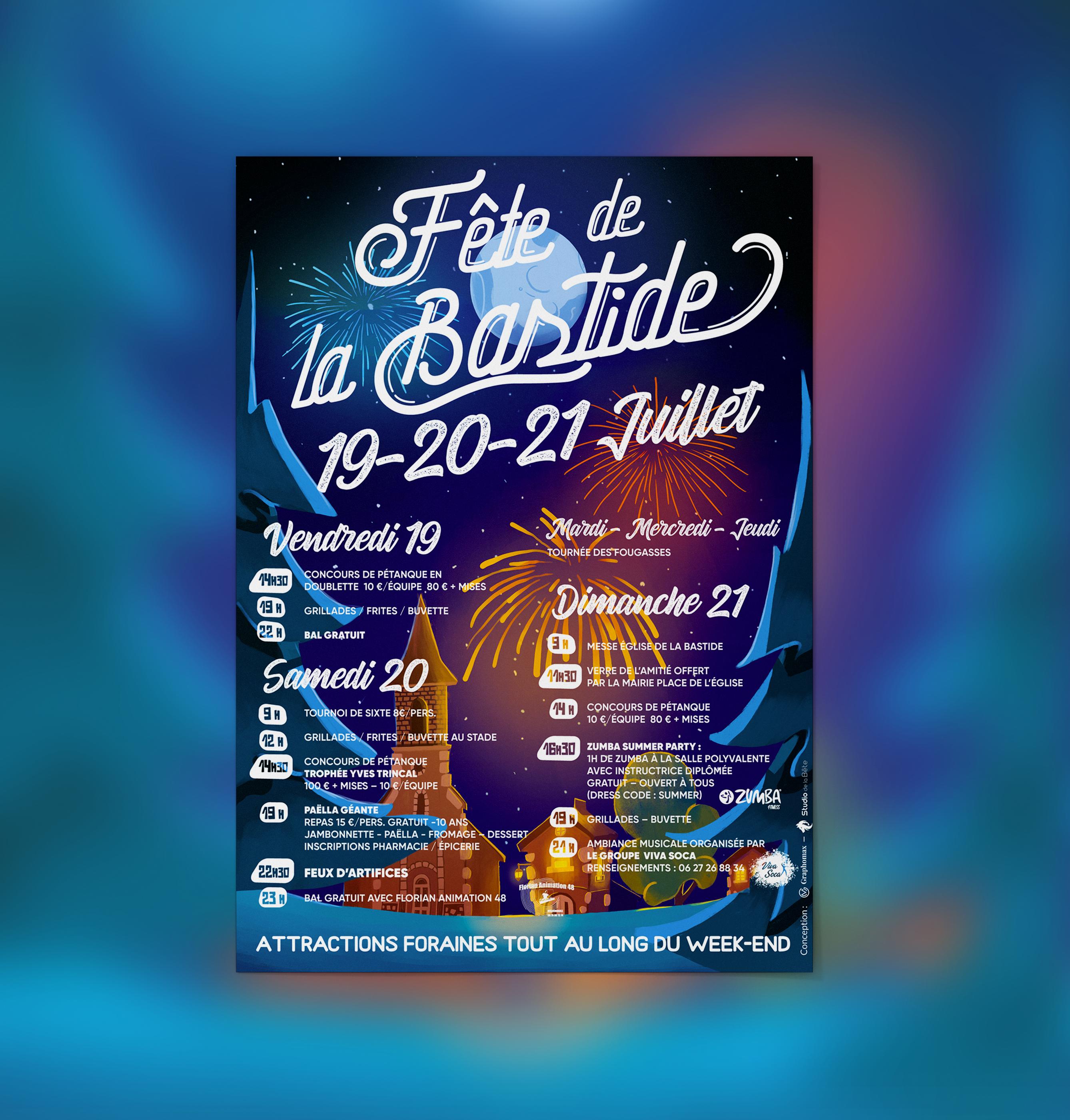 Affiche-Fete-La-Bastide-2019_GRAPHOMAX_STUDIO-DE-LA-BETE